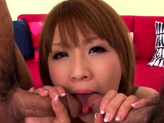 Rinka Aiuchi feels amazing with man - More at